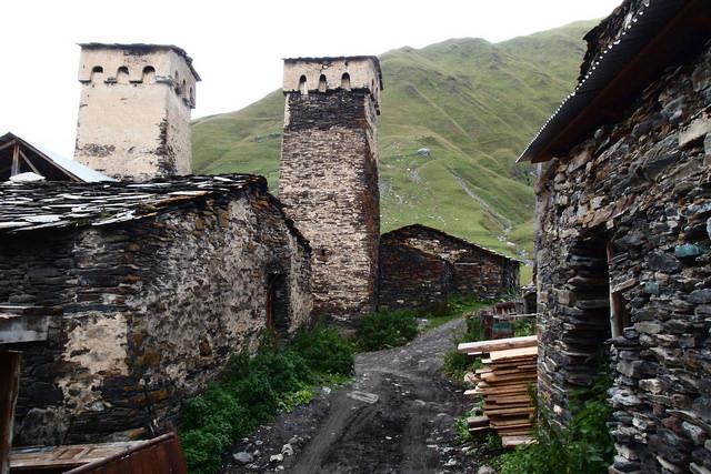 世界遺産ウシュグリ村