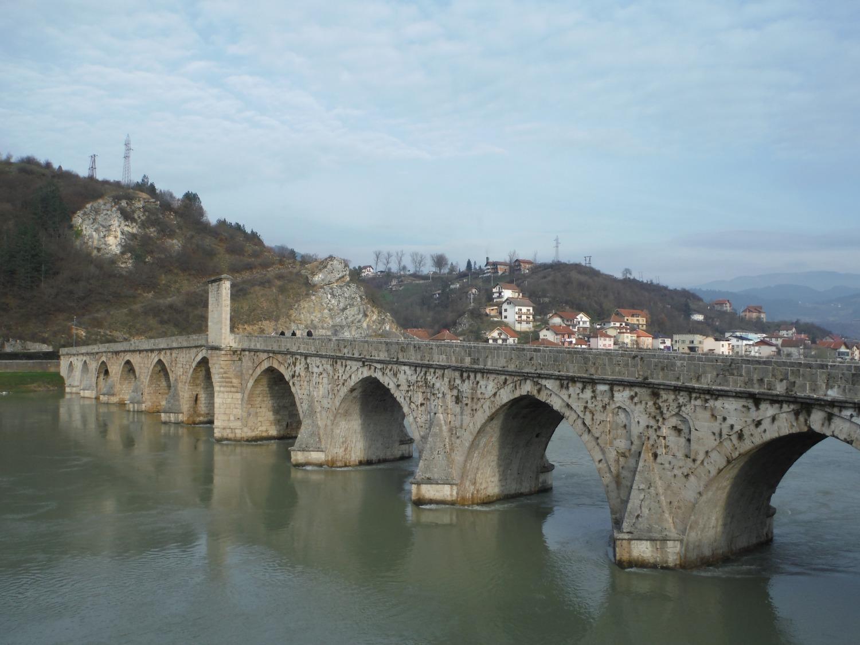 ソコルル・メフメト・パシャ橋