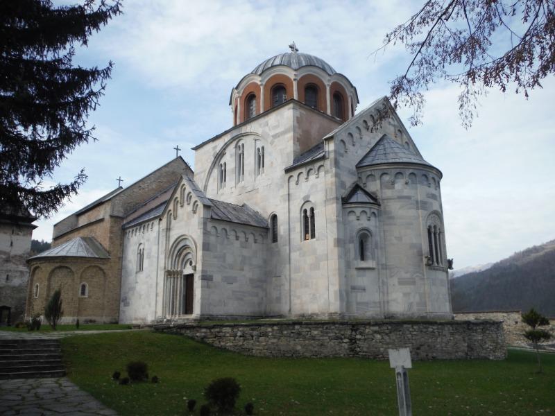 ストゥデニツァ修道院