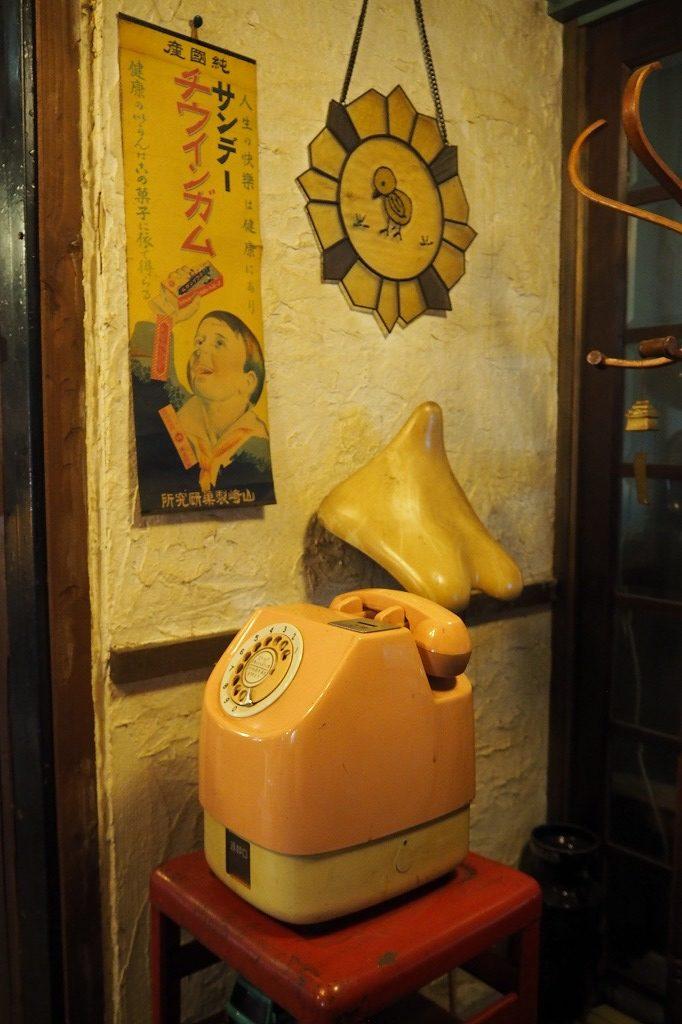 昭和公衆電話