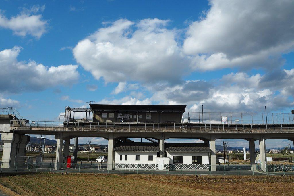 倉敷 川辺宿駅