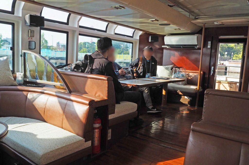瀬戸内国際芸術祭 フェリー タコタコ海上タクシー
