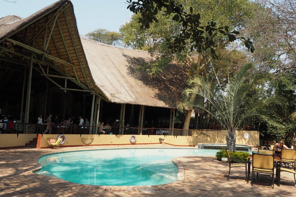 ボツワナ・カサネのホテル