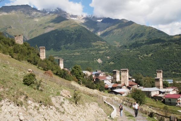 ジョージア メスティア 復習の塔