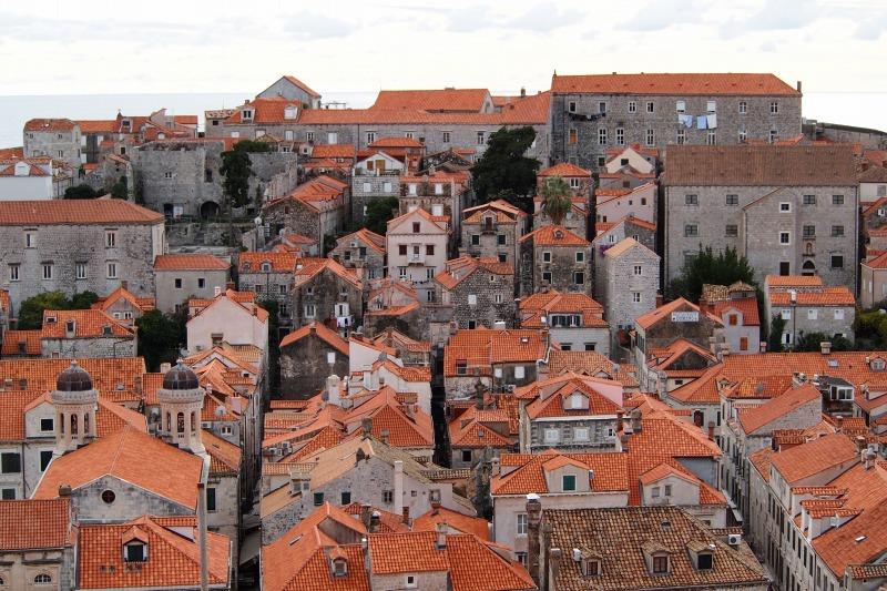 クロアチア ドブロブニク 観光